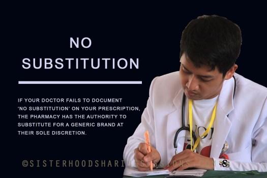 Filling A Prescription