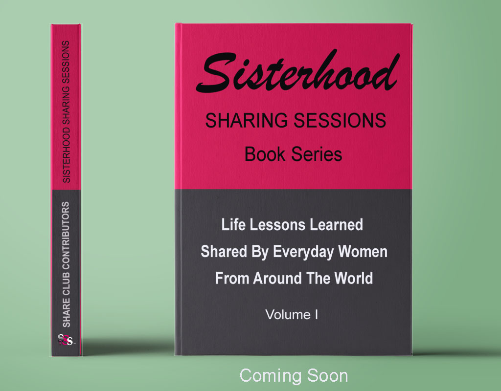 Sisterhood Sharing Sessions Book Series
