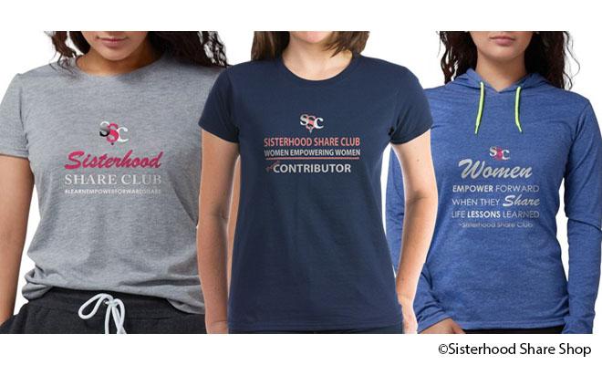 Sisterhood Share Club Contributor