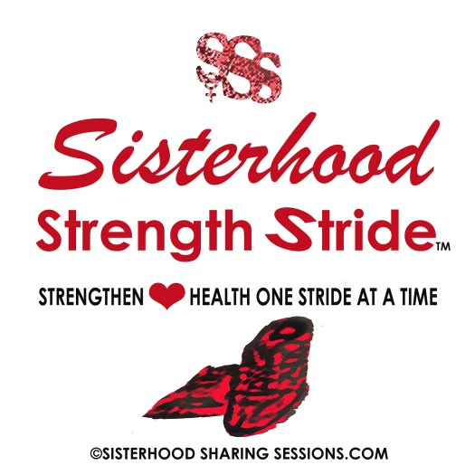 Sisterhood Strength Stride