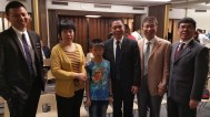 Brother Li and family
