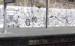 Grafitti in Coimbra