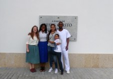 Kaity's Baptism Day