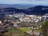 View of Braga from Bom Jesus