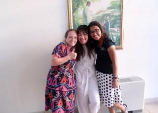 Sister Runyan, Ana & Sister Costa