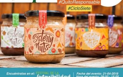 Sisterly Nuts en la Semana de la Sostenibilidad