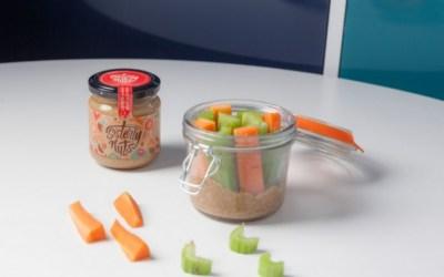 4 tips para preparar tus snacks con Sisterly Nuts