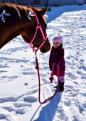 "Horse! or ""Sissie"""
