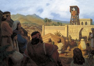 The Book of Mormon – An Invitation To Depart – Learning