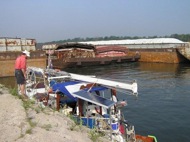 Barge City!
