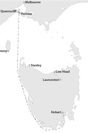 ORCV Melbourne to Hobart Race