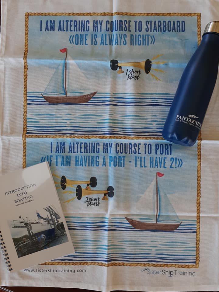 Win nautical prizes
