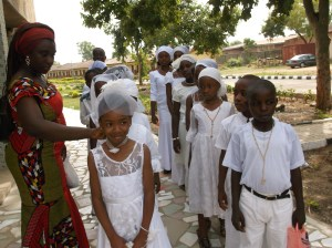 1st Communion St. Paul's Gwagwalada