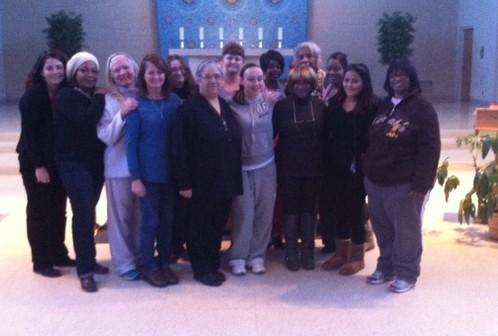 ISP Women's Retreat Nov 13 - 15, 2015
