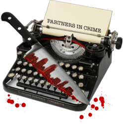 Partners in Crime Logo