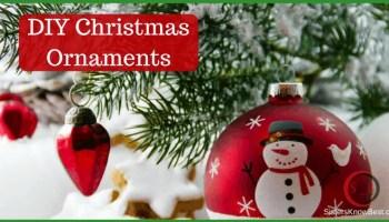 diy christmas ornaments - Best Christmas Ornaments