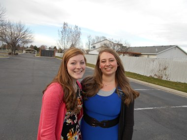 sister smith and sister marsh