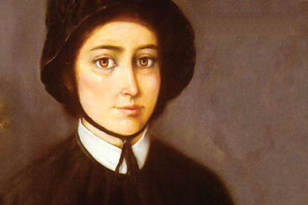 4 Januari Santa Elisabeth Bayley Anna Seton Janda Gereja Katolik Paroki Hati Kudus Yesus Tegal