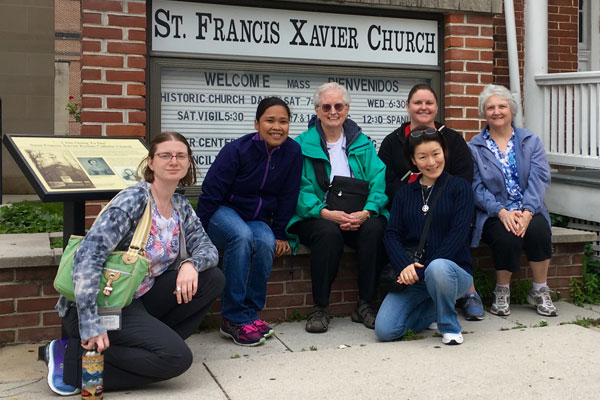 Way-of-Elizabeth-pilgrimage-participants