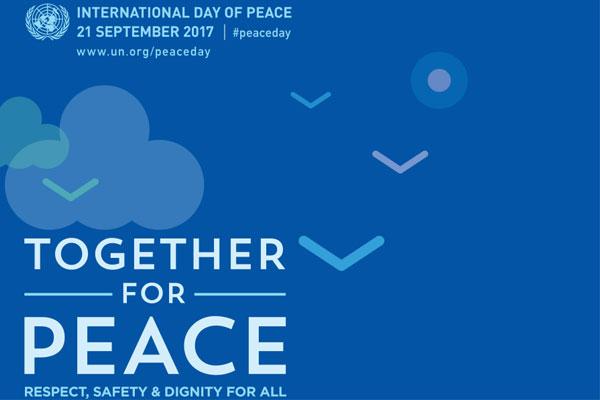 UN International Day of Peace