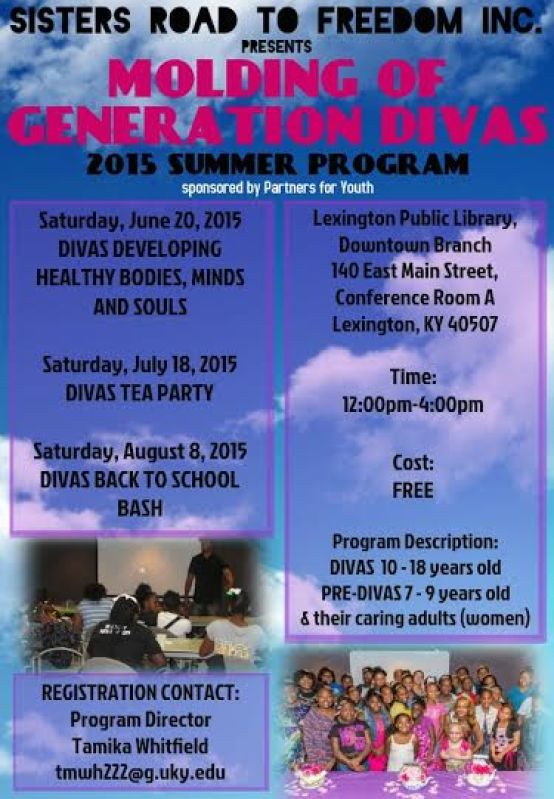 DivasSummer Program 2015