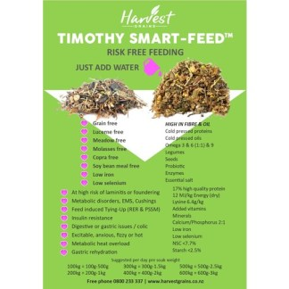 Timothy Smart Feed 15kg