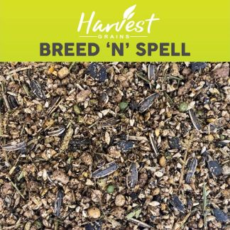 Harvest grains BREED 'N' SPELL