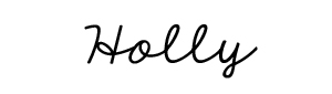Signature-Holly