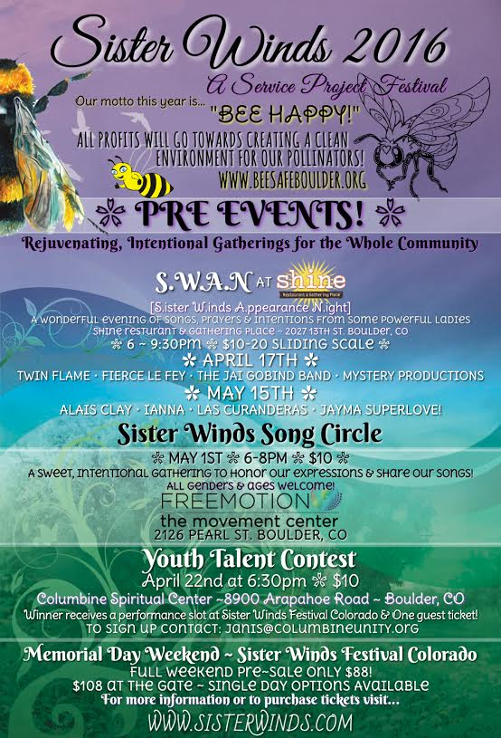 SW 2016 Pre Events
