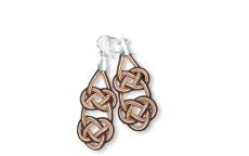 Satomi -Geiko Earrings