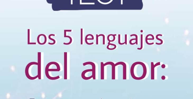 test los 5 lenguajes del amor