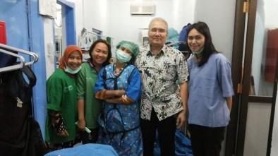 bersama Prof.Dr. Triyono KSP, Sp.Rad(K)
