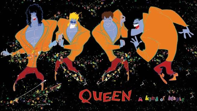 queen-magic