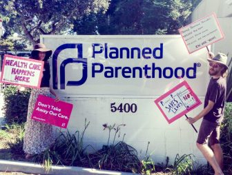 Stand with PP