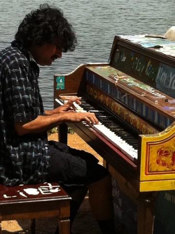At Town Lake (Austin)