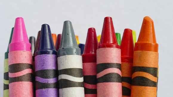 crayons set