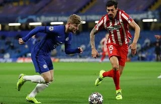 Chelsea: Timo Werner video shows electric display vs Atletico Madrid