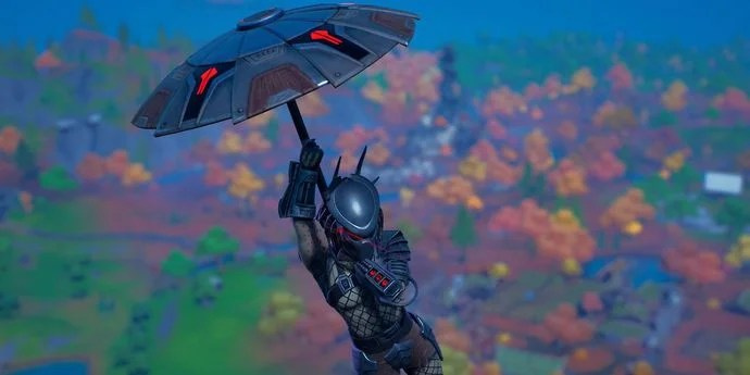 The Victory Umbrella will come equipped with a new skin for Season 7
