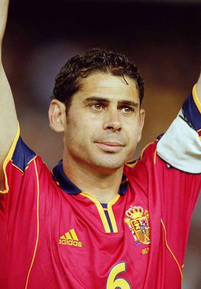 Hierro with Spain