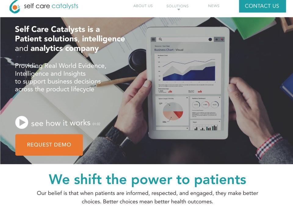 Site Internet Médical – Self Care Catalysts
