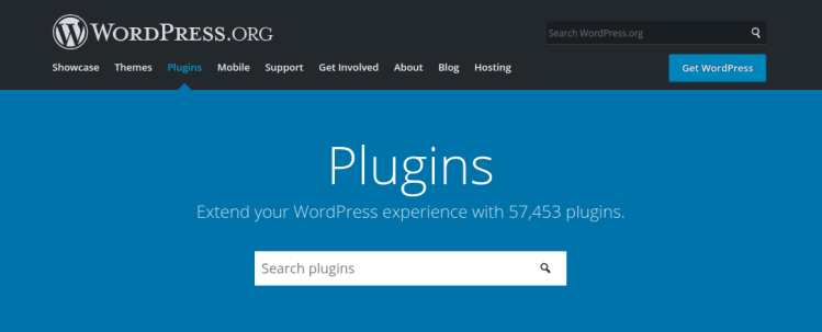 Free WordPress Plugin directory