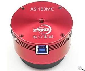 Câmara ZWO ASI 183MC Cor Astro CMOS
