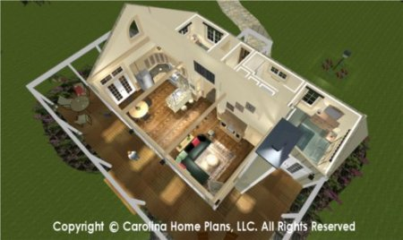 HOUSE PLANS WITH SPLIT BEDROOM LAYOUTS   House Plans By Category SG 980 Split Bedroom House Plan