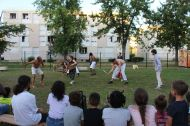 Initiation à la Capoeira
