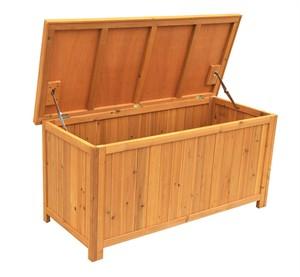 Cedar Deck Storage Box Plans