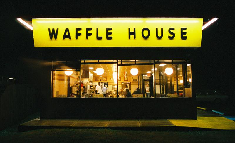 Waffle House Near Me Now