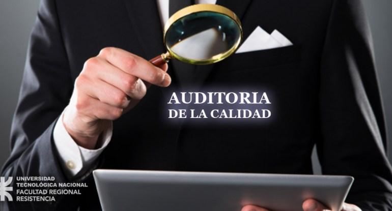 AUDITORIA DE LA CALIDAD V1