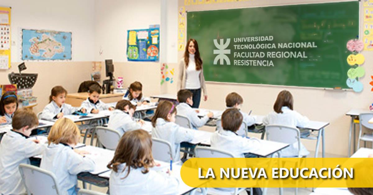 DESAFÍOS DE LA NUEVA EDUCACIÓN