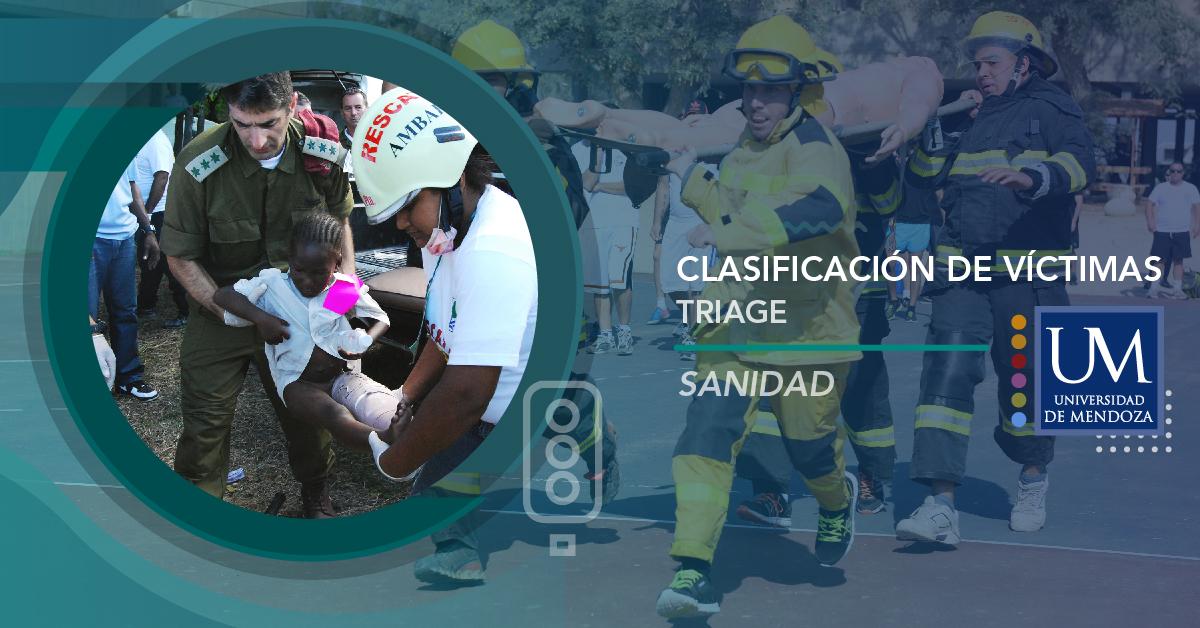 CLASIFICACIÓN DE LAS VÍCTIMAS EN EMERGENCIAS COLECTIVAS