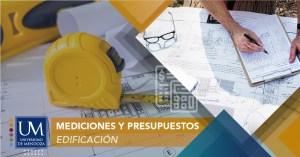 Cursos UM - E - Mediciones y presupuestos